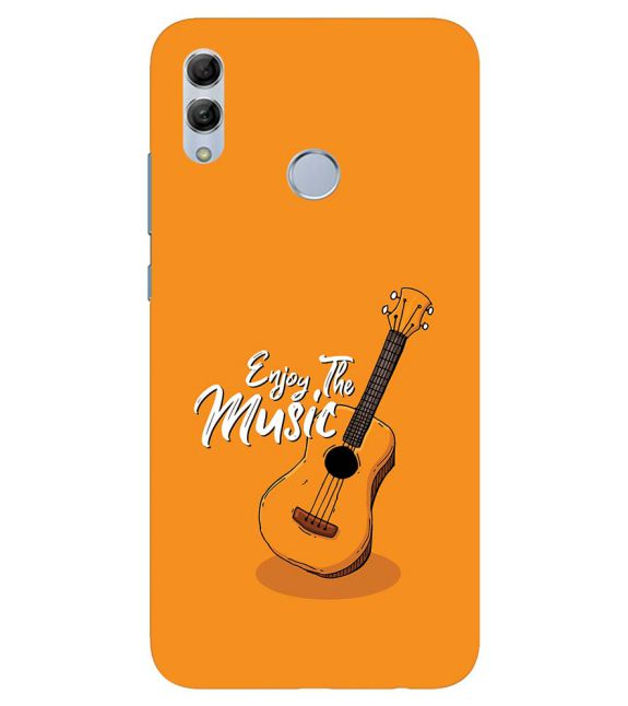 Enjoy the Music Back Cover for Honor 20 Lite