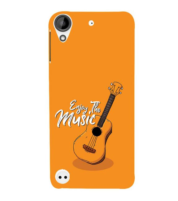Enjoy the Music Back Cover for HTC Desire 530