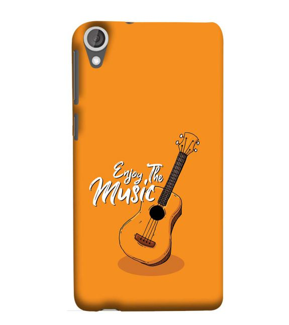 Enjoy the Music Back Cover for HTC Desire 825