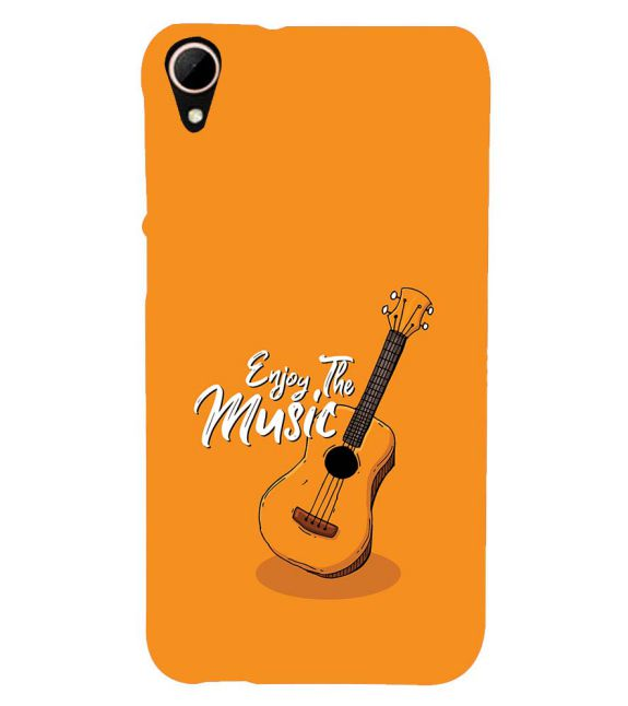 Enjoy the Music Back Cover for HTC Desire 828