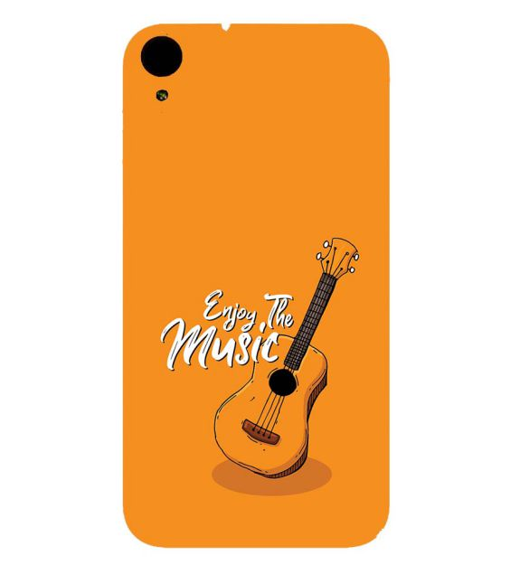 Enjoy the Music Back Cover for HTC Desire 830