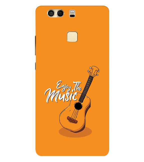 Enjoy the Music Back Cover for Huawei P9