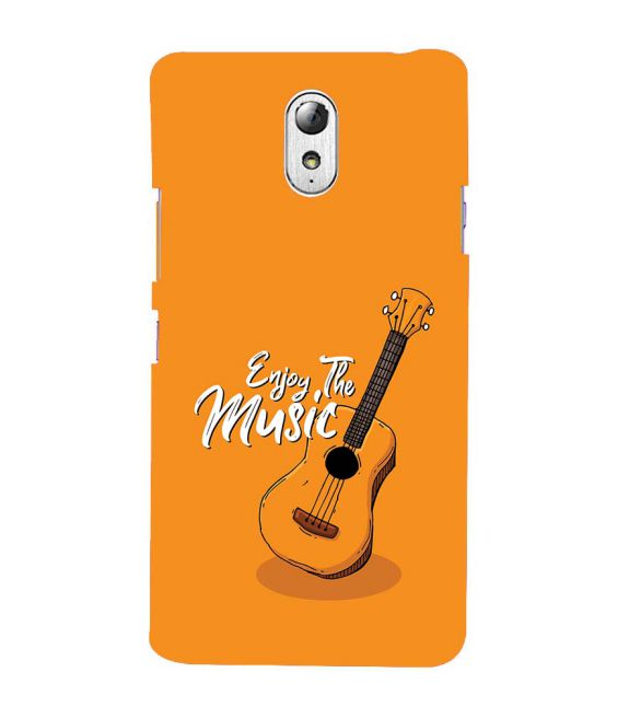 Enjoy the Music Back Cover for Lenovo Vibe P1M