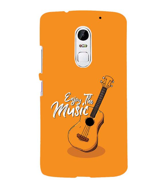 Enjoy the Music Back Cover for Lenovo Vibe X3