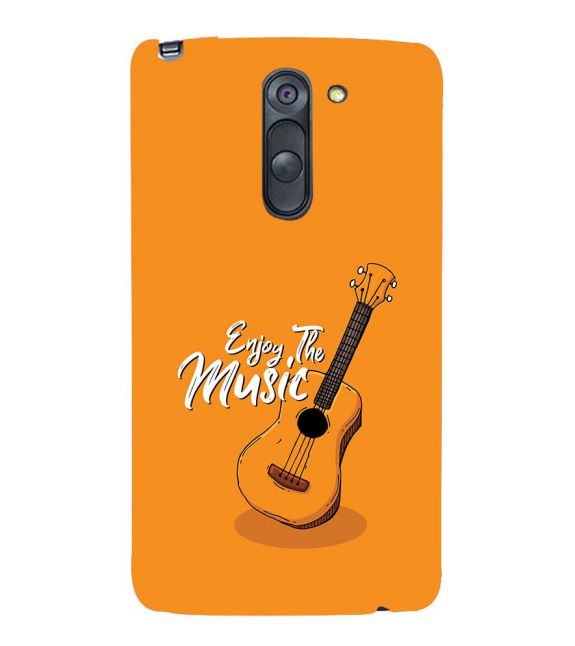 Enjoy the Music Back Cover for LG G3 Stylus