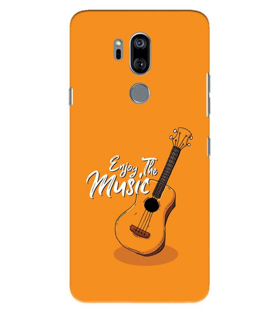 Enjoy the Music Back Cover for LG G7