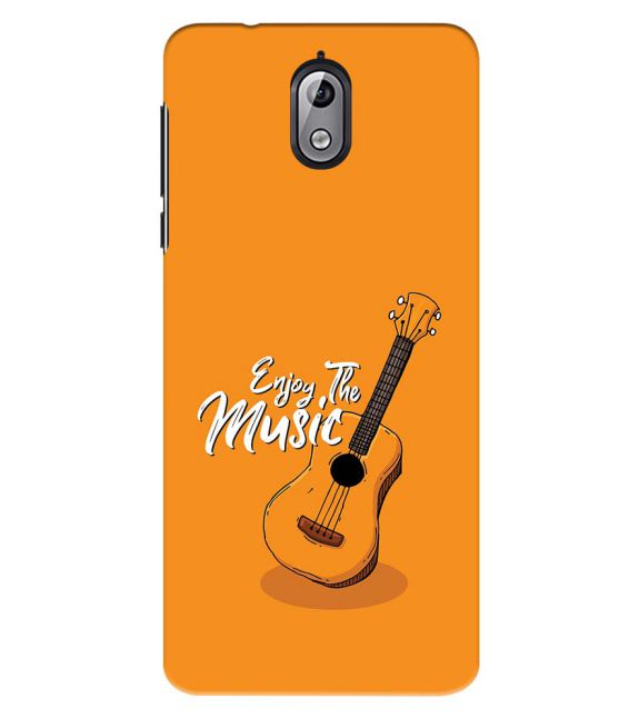 Enjoy the Music Back Cover for Nokia 3.1 (2018)
