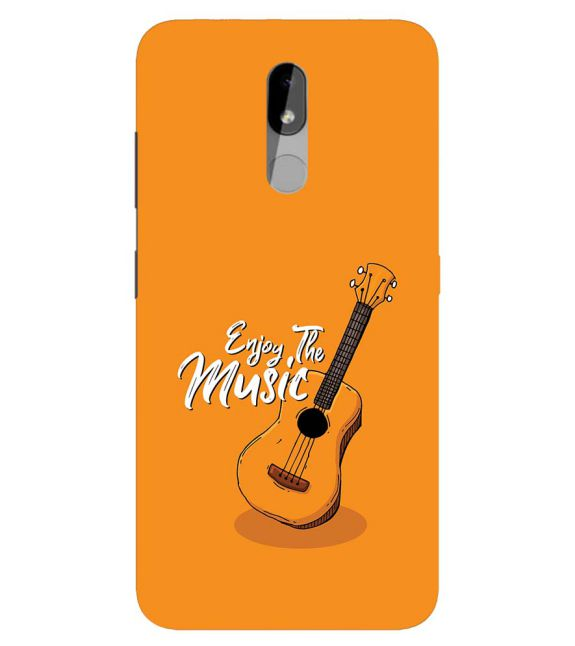 Enjoy the Music Back Cover for Nokia 3.2