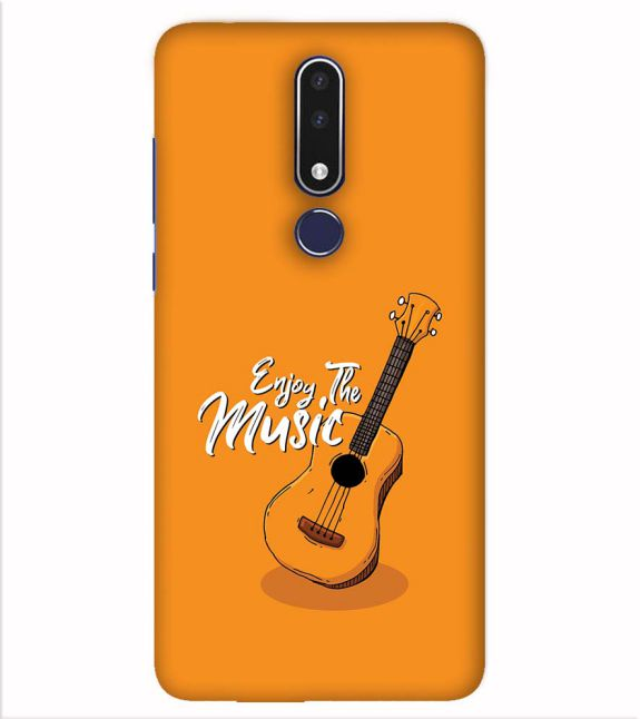 Enjoy the Music Back Cover for Nokia 7.1