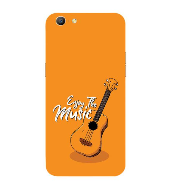 Enjoy the Music Back Cover for Oppo A57 : A39
