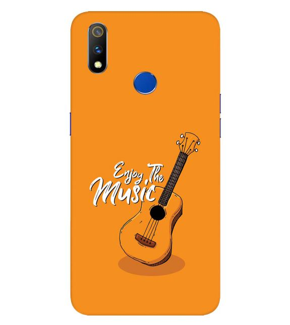 Enjoy the Music Back Cover for Realme 3 Pro