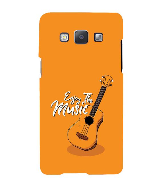 Enjoy the Music Back Cover for Samsung Galaxy A7 (2015)