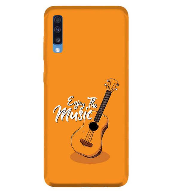 Enjoy the Music Back Cover for Samsung Galaxy A70