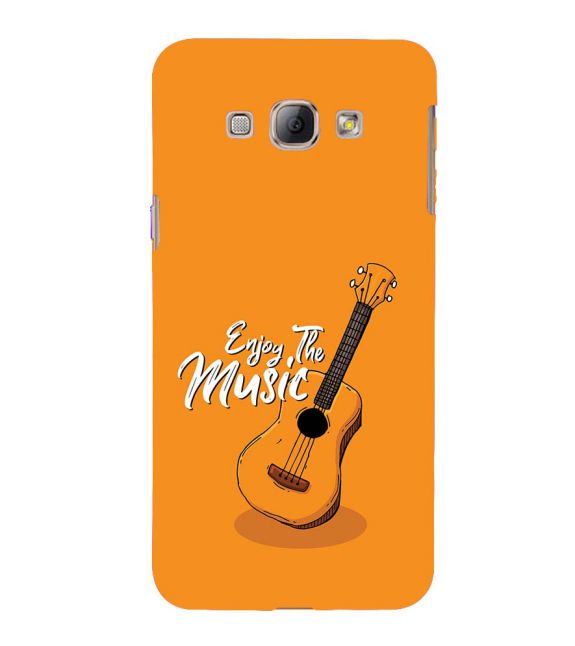 Enjoy the Music Back Cover for Samsung Galaxy A8 (2015)