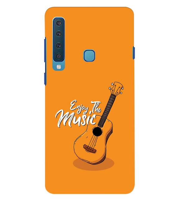 Enjoy the Music Back Cover for Samsung Galaxy A9 (2018)