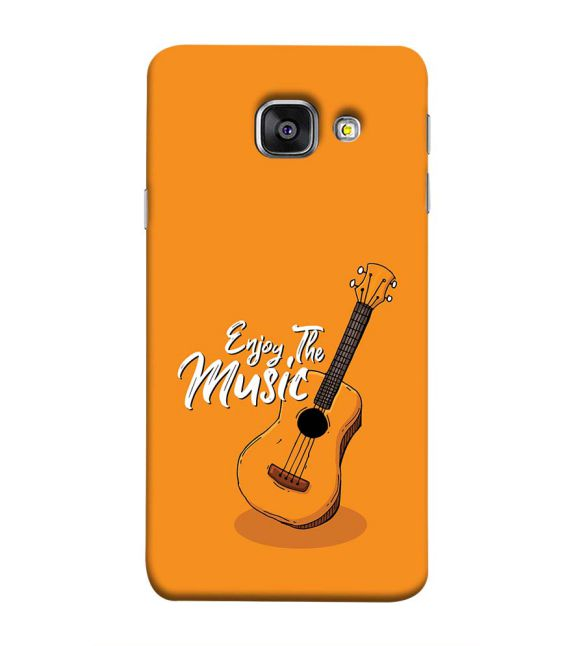 Enjoy the Music Back Cover for Samsung Galaxy A9 Pro