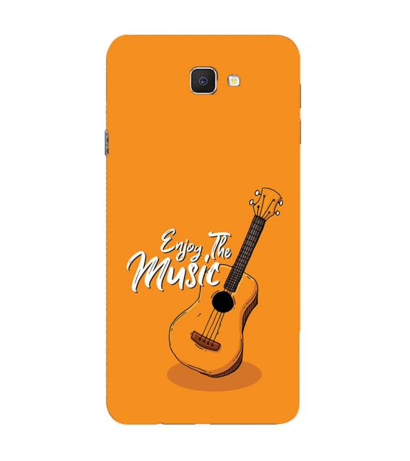 Enjoy the Music Back Cover for Samsung Galaxy C9 Pro