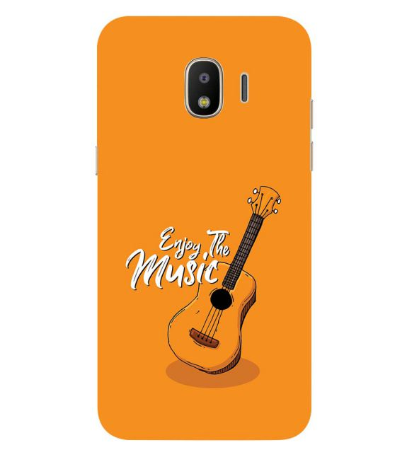 Enjoy the Music Back Cover for Samsung Galaxy J2 (2018)