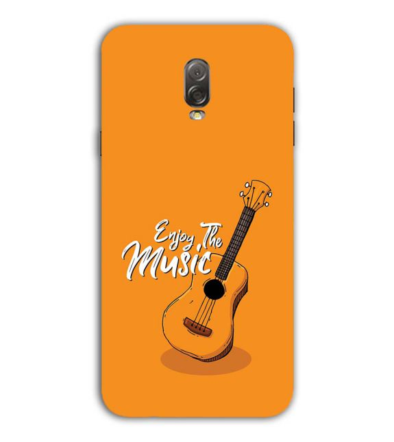 Enjoy the Music Back Cover for Samsung Galaxy J7 Plus
