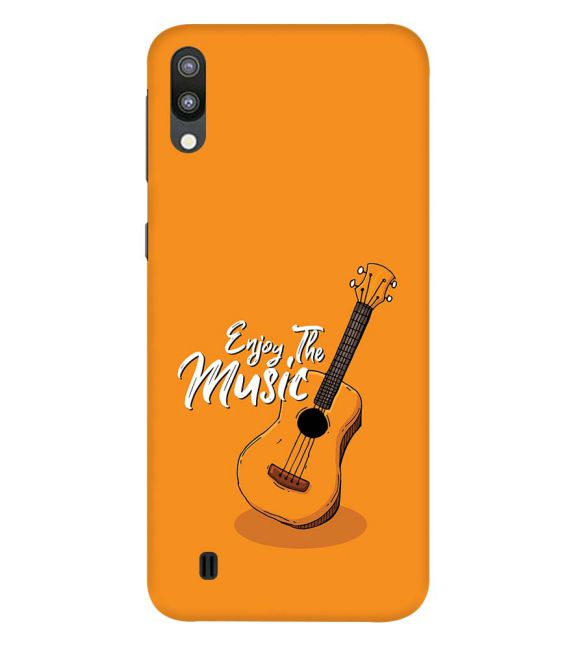Enjoy the Music Back Cover for Samsung Galaxy M10