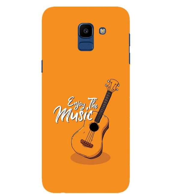 Enjoy the Music Back Cover for Samsung Galaxy On6