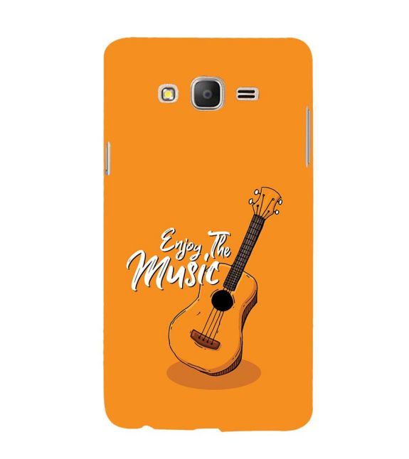 Enjoy the Music Back Cover for Samsung Galaxy On7 and On 7 Pro