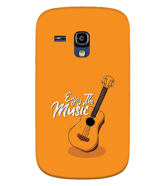 Enjoy the Music Back Cover for Samsung Galaxy S3 Mini