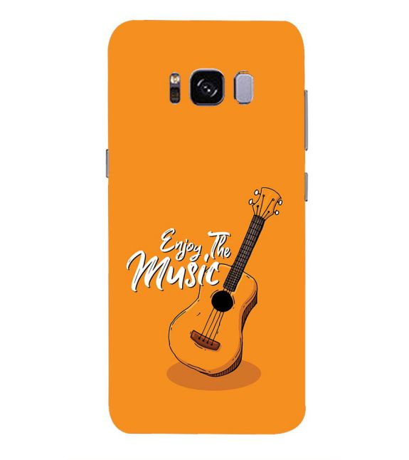 Enjoy the Music Back Cover for Samsung Galaxy S8