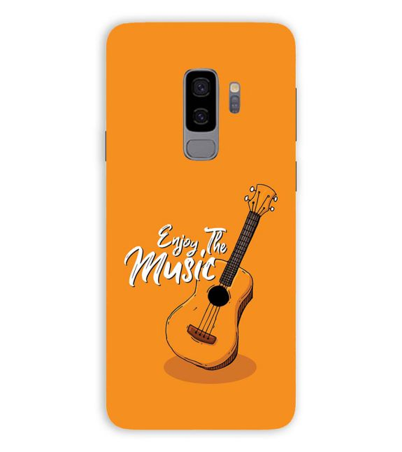 Enjoy the Music Back Cover for Samsung Galaxy S9+ (Plus)