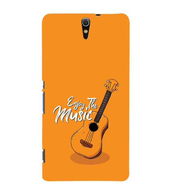 Enjoy the Music Back Cover for Sony Xperia C5