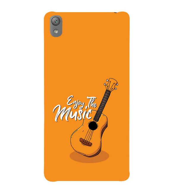 Enjoy the Music Back Cover for Sony Xperia E5