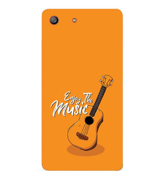 Enjoy the Music Back Cover for Sony Xperia M5