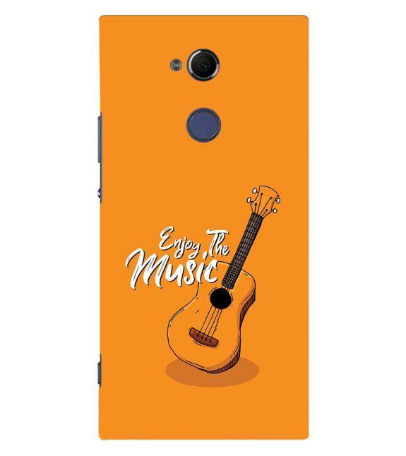 Enjoy the Music Back Cover for Sony Xperia XA2 Ultra