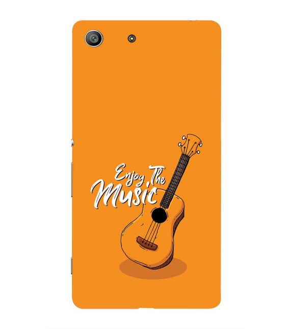 Enjoy the Music Back Cover for Sony Xperia Z3
