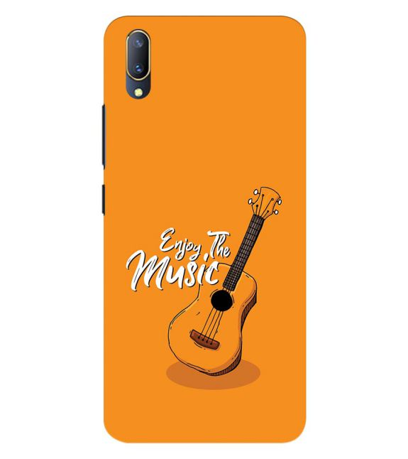 Enjoy the Music Back Cover for Vivo V11 Pro