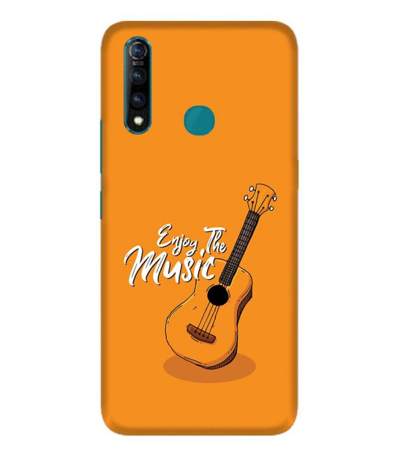 Enjoy the Music Back Cover for Vivo Z1 Pro