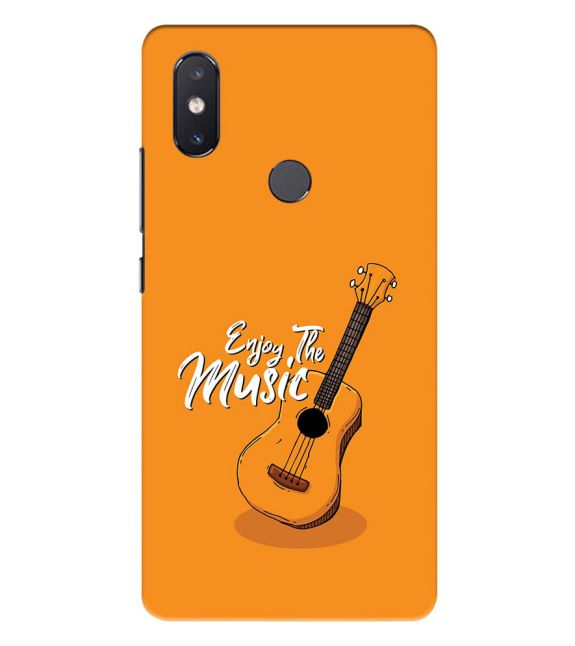 Enjoy the Music Back Cover for Xiaomi Mi 8