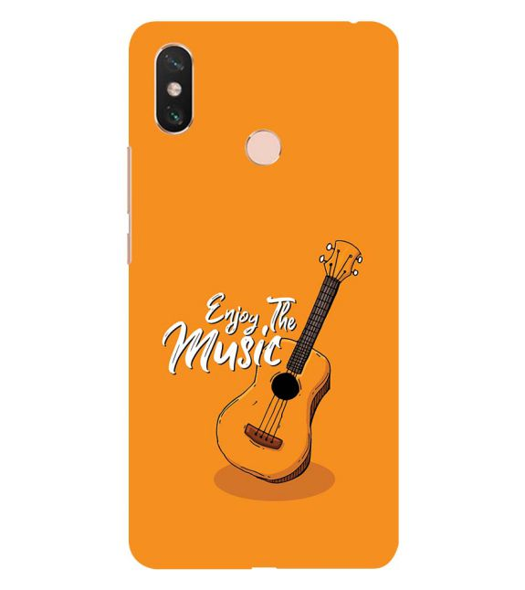 Enjoy the Music Back Cover for Xiaomi Mi Max 3