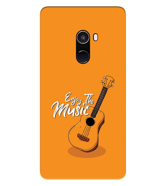 Enjoy the Music Back Cover for Xiaomi Mix 2