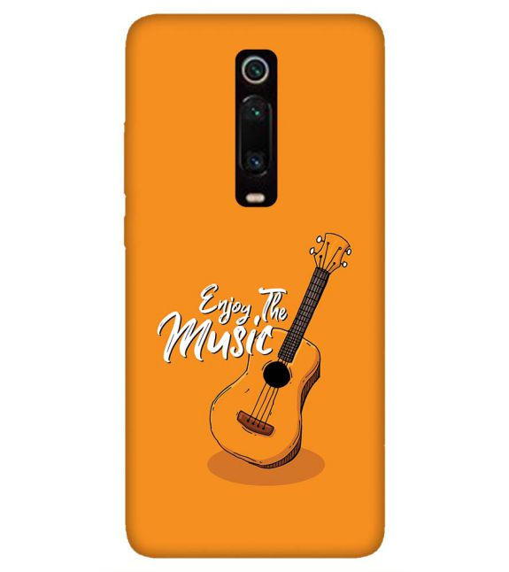 Enjoy the Music Back Cover for Xiaomi Redmi K20 and K20 Pro