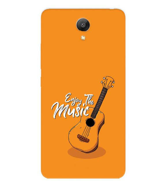 Enjoy the Music Back Cover for Xiaomi Redmi Note 2