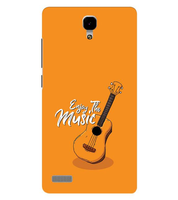 Enjoy the Music Back Cover for Xiaomi Redmi Note 4G