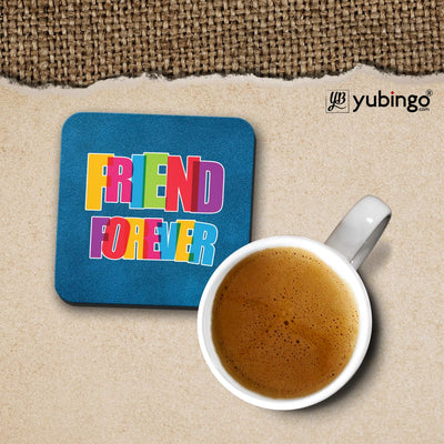 Friend Forever Coffee Mug with Coaster and Keychain-Image3