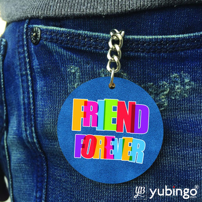 Friend Forever Coffee Mug with Coaster and Keychain-Image4
