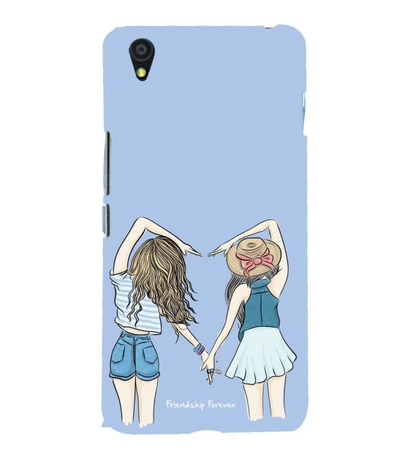 Friendship Forever Back Cover for OnePlus X