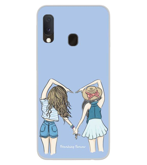 Friendship Forever Back Cover for Samsung Galaxy A20e