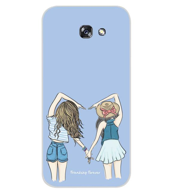 Friendship Forever Back Cover for Samsung Galaxy A7 (2017)