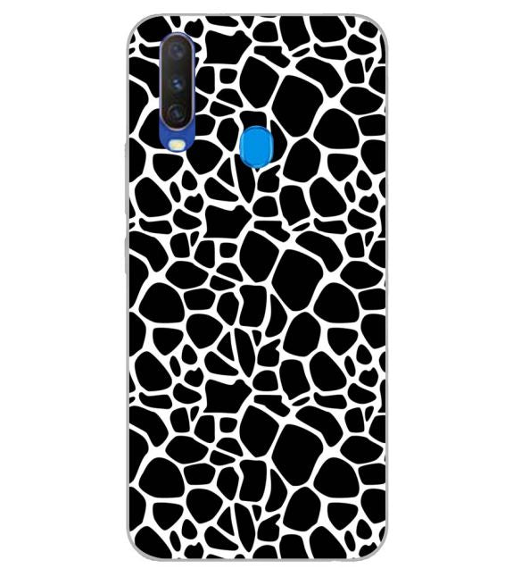 Giraffe Pattern Back Cover for Samsung Galaxy A60