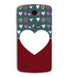 Hearts Photo Back Cover for Lenovo S920