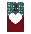 Hearts Photo Back Cover for LG G3 Stylus